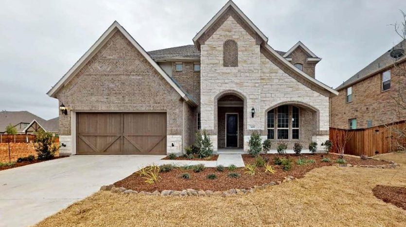 Gehan Homes Trinity Falls-River Park-Classic 70' Lots subdivision  McKinney TX 75071