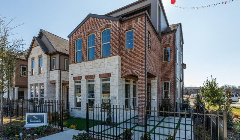 David Weekley Homes Enclave at Lake Highlands Town Center - Bungalow S subdivision  Dallas TX 75231