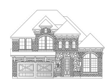 Grand Homes Westminster at Craig Ranch subdivision 5209 Squeezepenny Ln McKinney TX 75070