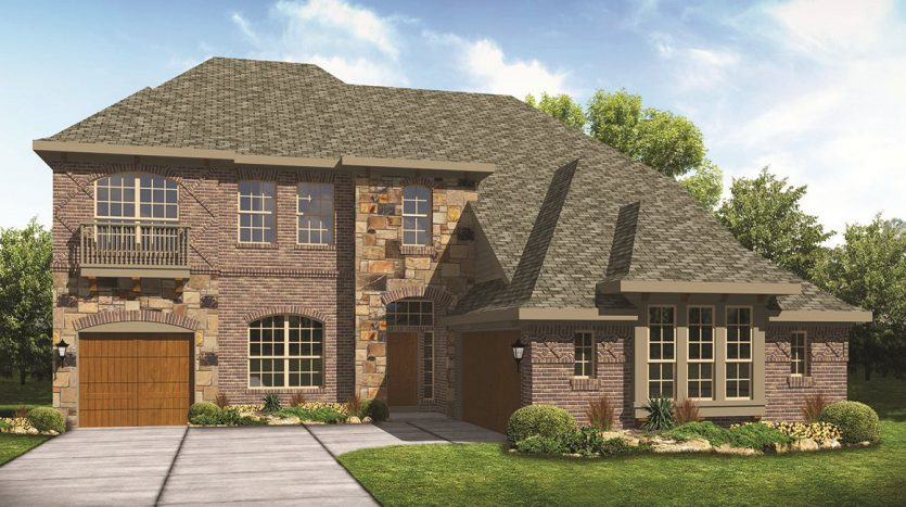 Village Builders Phillips Creek Ranch 66' subdivision  Frisco TX 75034
