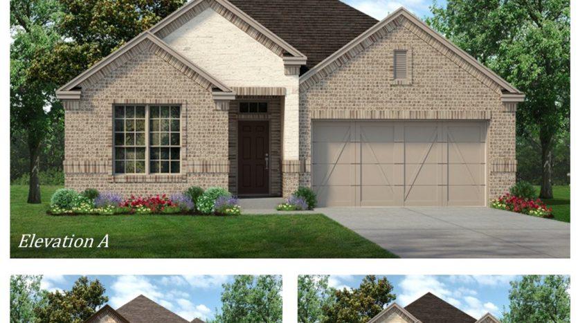 Sandlin Homes Edgefield subdivision  Arlington TX 76002