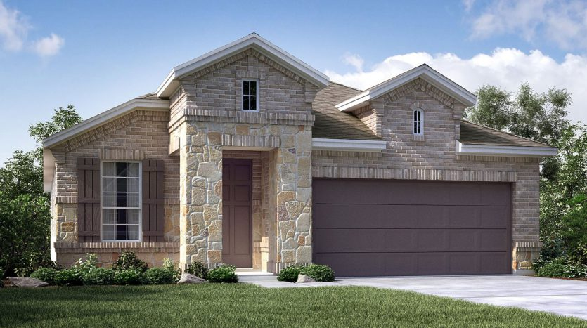 Meritage Homes Enclave at Northgate subdivision  Irving TX 75062