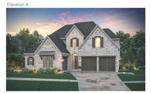 Southgate Homes 5T Ranch subdivision  Argyle TX 76226