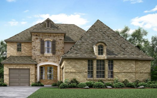 Meritage Homes Edgewood subdivision  Frisco TX 75035