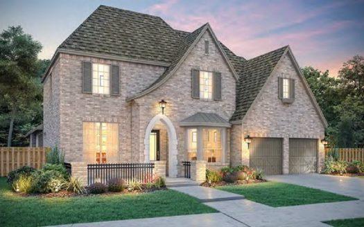 Southgate Homes The Grove Frisco subdivision  Frisco TX 75035