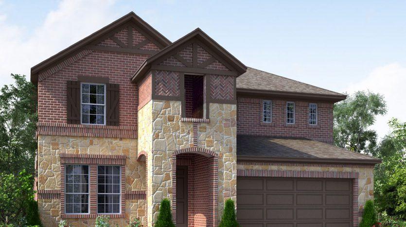 Meritage Homes Villas at Las Colinas subdivision  Irving TX 75062