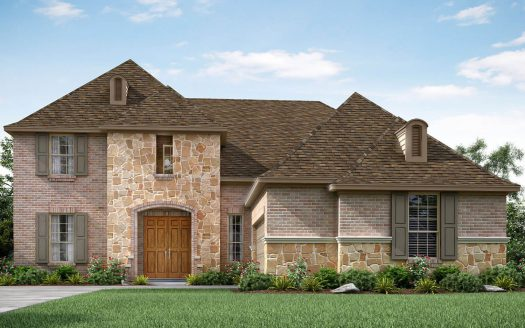 Meritage Homes Stone Creek Estates - Reserve Series subdivision  Rockwall TX 75087