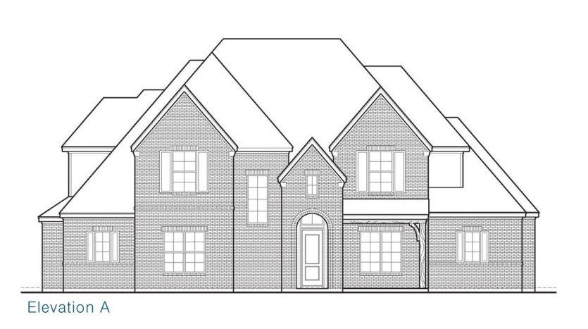 Southgate Homes Stoney Creek subdivision  Sunnyvale TX 75182