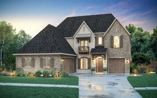 Southgate Homes The Grove Frisco subdivision  Frisco TX 75035