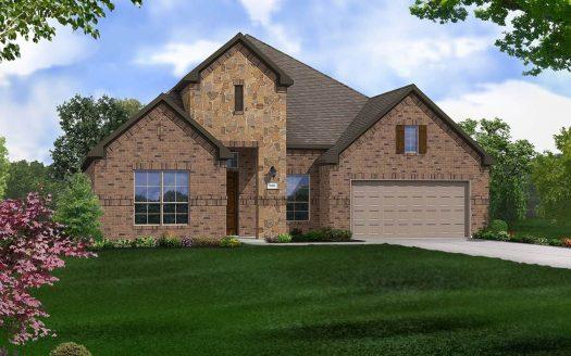 Gehan Homes Carnegie Ridge - Classic subdivision  Argyle TX 76226