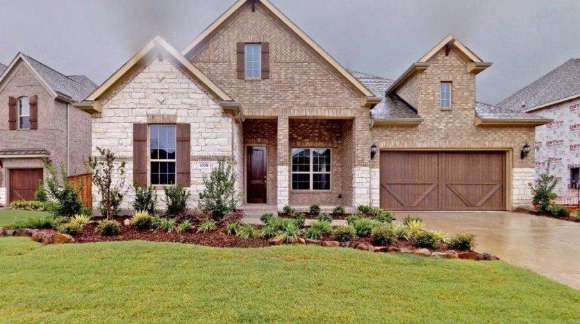 Gehan Homes Trinity Falls-River Park-Classic 70' Lots subdivision  McKinney TX 75071