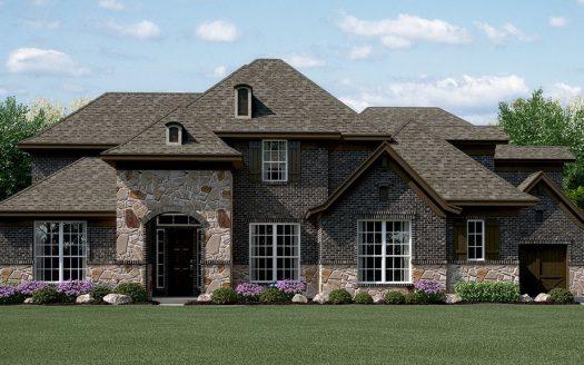 Taylor Morrison Montalcino Estates subdivision  Flower Mound TX 75022