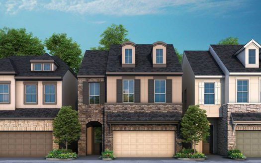 David Weekley Homes The Reserve at Kessler Heights - Garden Series subdivision  Dallas TX 75208