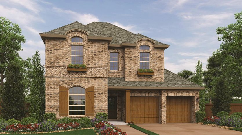 Village Builders Westhaven 50' subdivision  Coppell TX 75019