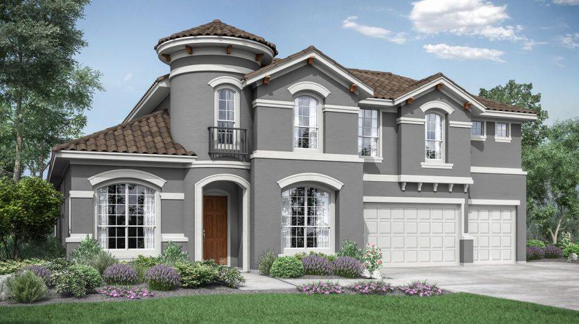 Landon Homes Lexington Country Executive Series subdivision  Frisco TX 75035