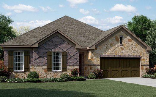 Taylor Morrison Northlake Estates subdivision  Little Elm TX 75068
