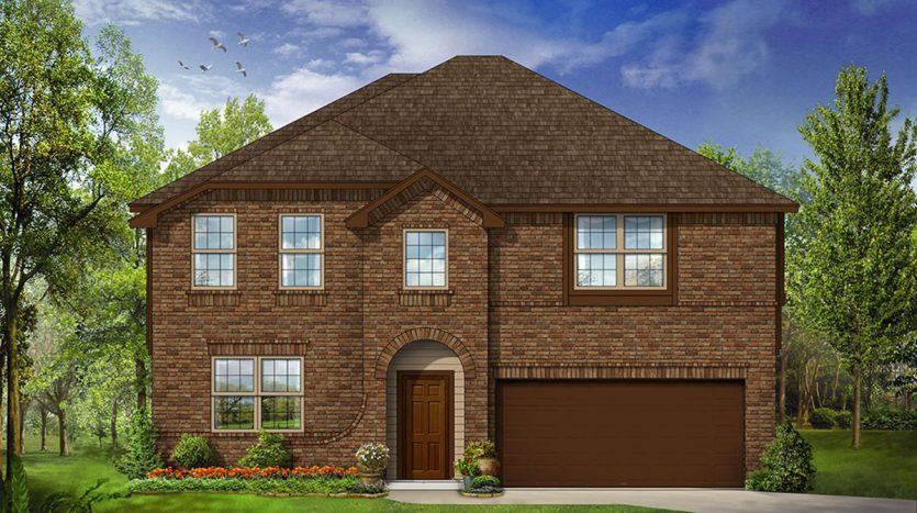 Bloomfield Homes Heartland subdivision  Forney TX 75126