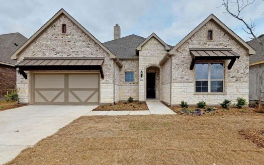 Gehan Homes Gateway Parks - Classic subdivision  Forney TX 75126
