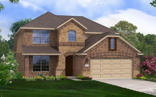 Gehan Homes Trails at Arbor Hills subdivision  Carrollton TX 75010