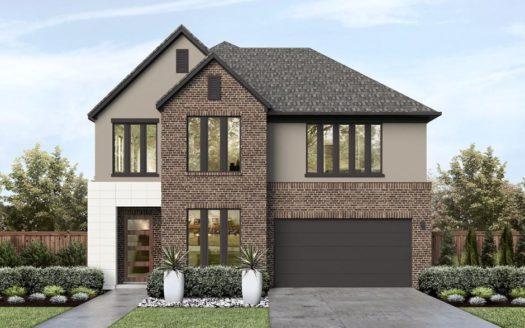 MainVue Homes Ridgeview Crossing subdivision 861 Baugh Drive