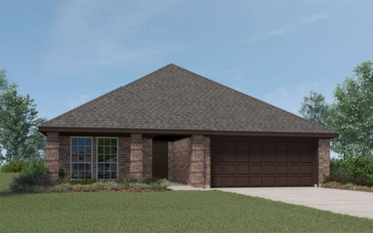 D.R. Horton Union Park subdivision 7437 Wispy Willow Ln Little Elm TX 75068