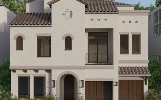 BRITTON HOMES Villas at Legacy West Premium subdivision 6121 Echelon Way Plano TX 75024