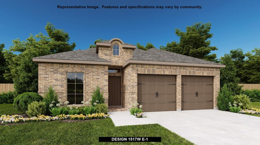 Perry Homes Devonshire 45' subdivision 974 Knoxbridge Road Forney TX 75126