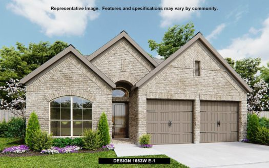 Perry Homes Trinity Falls 45' subdivision 8533 HOLLIDAY CREEK WAY McKinney TX 75071