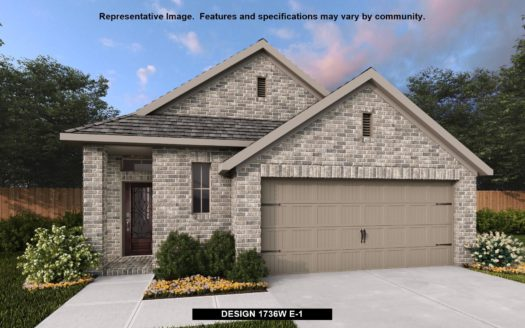 Perry Homes Trinity Falls 45' subdivision 1004 QUEENS LAKE TRAIL McKinney TX 75071
