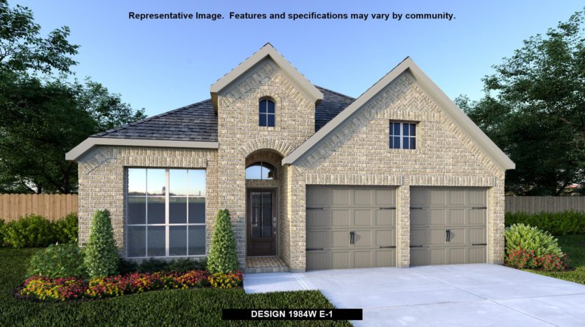 Perry Homes Devonshire 45' subdivision 1022 Hoxton Lane Forney TX 75126
