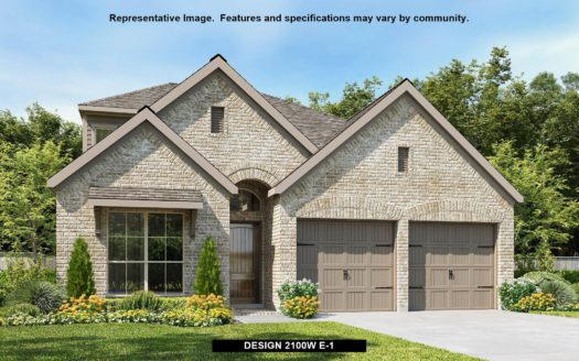 Perry Homes Devonshire 45' subdivision 2324 BIRDWELL COVE Forney TX 75126