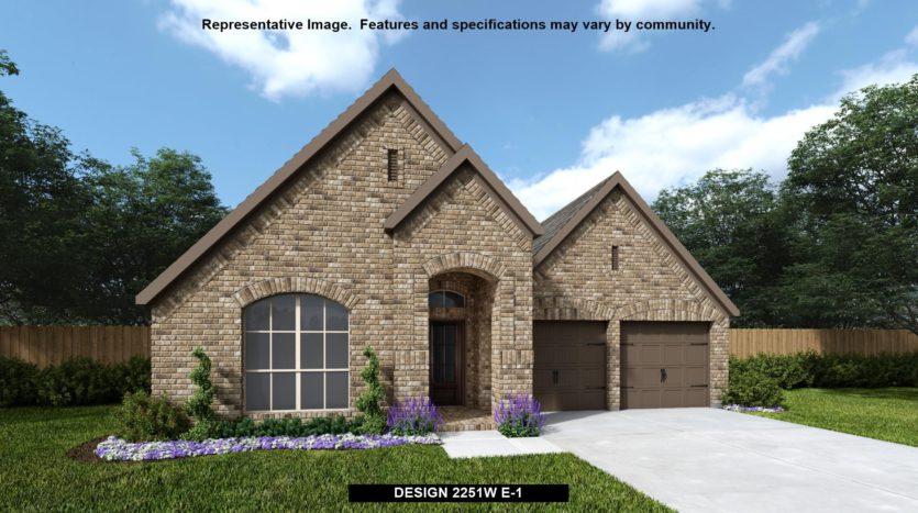 Perry Homes Mustang Lakes 50' subdivision 2616 Maverick Way Celina TX 75009