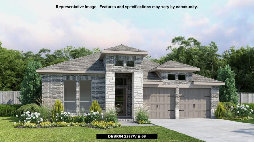 Perry Homes Trinity Falls 50' subdivision 713 Lost Woods Way McKinney TX 75071
