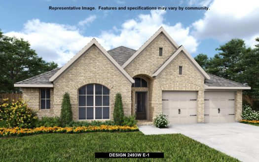 Perry Homes Sandbrock Ranch 60' subdivision 1716 Ranger Road Aubrey TX 76227