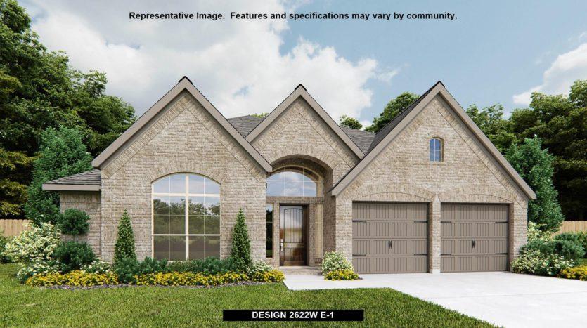 Perry Homes Sandbrock Ranch 60' subdivision 1716 Ranger Road Aubrey TX 76227