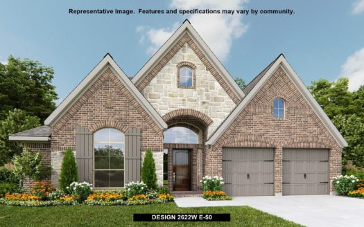 Perry Homes Prairie Oaks 60' subdivision 309 OAK HOLLOW WAY Little Elm TX 75068