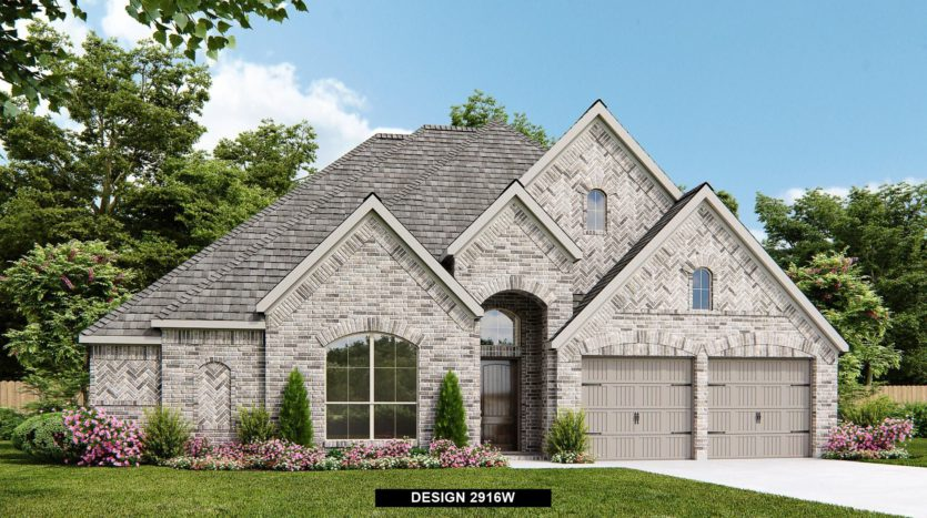 Perry Homes Reserve at Creekside 60' subdivision 905 ELMWOOD AVENUE Denton TX 76210