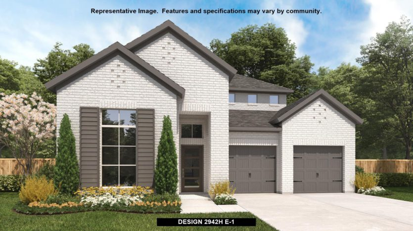 Perry Homes Cambridge Crossing subdivision 2201 Pinner Court Celina TX 75009