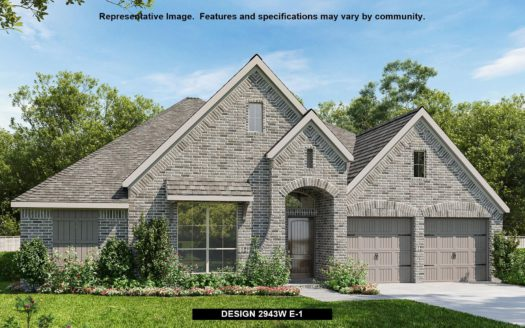 Perry Homes Prairie Oaks 60' subdivision 328 TEXAS RED LANE Little Elm TX 75068