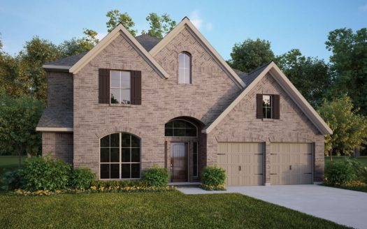 Perry Homes Reserve at Creekside 60' subdivision 916 MALLARD AVENUE Denton TX 76210