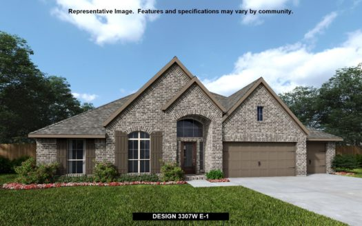 Perry Homes Liberty 70' subdivision 2530 PATTON DRIVE Melissa TX 75454