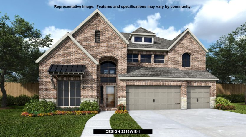 Perry Homes Liberty 60' subdivision 2509 OXFORD STREET Melissa TX 75454
