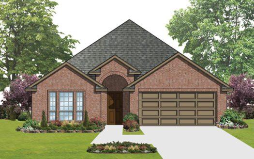 D.R. Horton Union Park subdivision 7445 Wispy Willow Ln Little Elm TX 75068