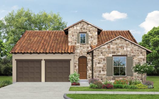 Darling  Homes The Tribute Somerset 55s Patio subdivision 8017 Regent The Colony TX 75056