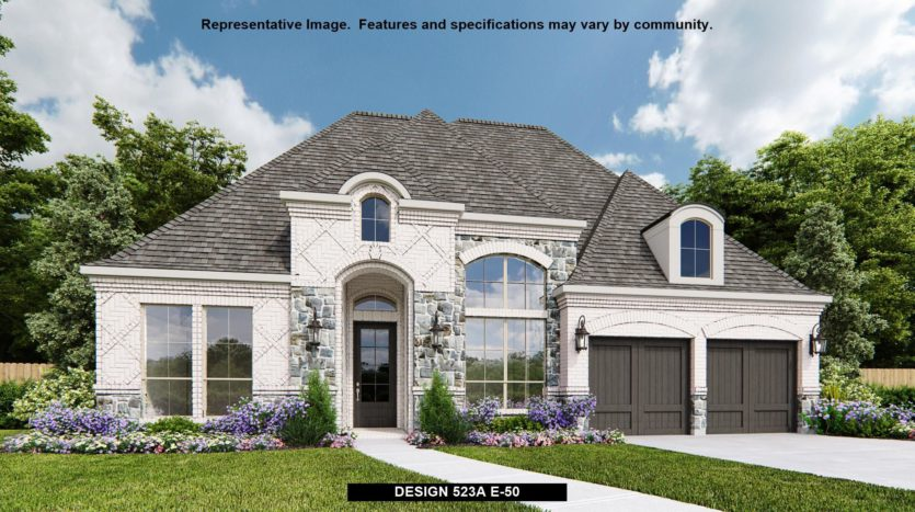 BRITTON HOMES Lakewood at Brookhollow 60' subdivision 2611 MEADOWBROOK BOULEVARD Prosper TX 75078