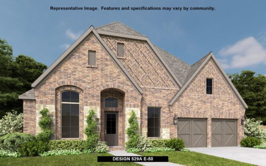 BRITTON HOMES Lakewood at Brookhollow 60' subdivision 2740 MEADOWBROOK BOULEVARD Prosper TX 75078