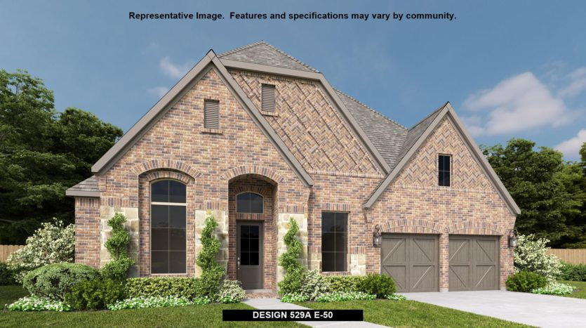 BRITTON HOMES Lakewood at Brookhollow 60' subdivision 2740 MEADOWBROOK BOULEVARD Prosper TX 75078