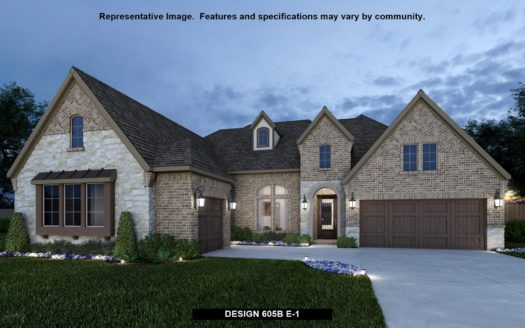 BRITTON HOMES Star Trail 76' subdivision 851 Overlook Drive Prosper TX 75078