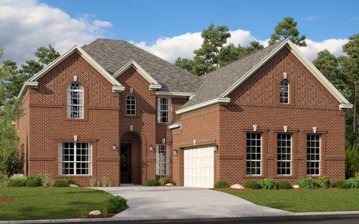 Village Builders Stoney Creek subdivision 352 Ash Brook Lane Sunnyvale TX 75182