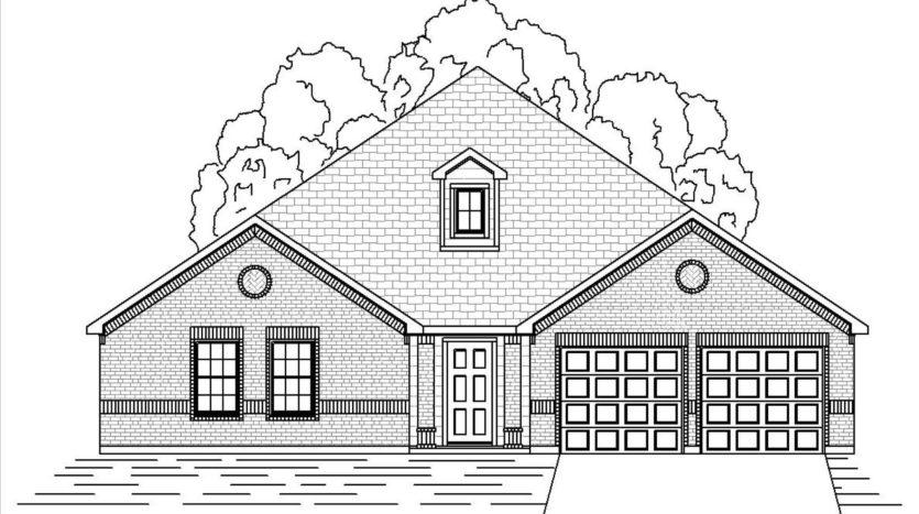 HistoryMaker Homes Bozman Farms 65s subdivision 1707 Shady Hill Road Wylie TX 75098